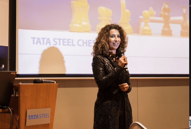 Preface Chairwoman Tata Steel Chess Tournament