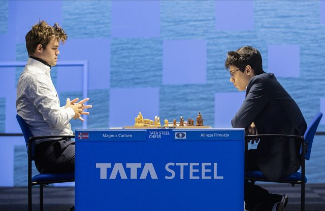 Round 1 – Tata Steel Chess Tournament 2021