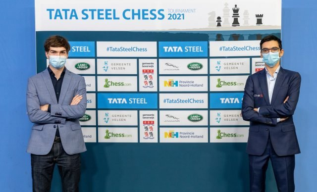 Together we contribute to the success of the Tata Steel Chess Tournament