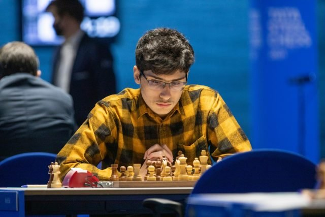 Round 12 – Tata Steel Chess Tournament 2021