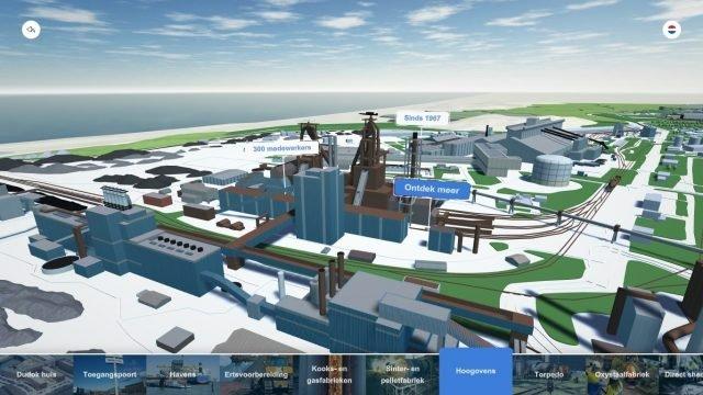 Online bedrijfsbezoek Tata Steel