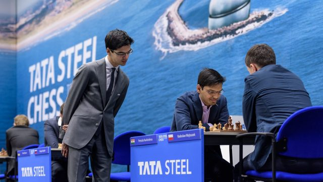 Harikrishna replaces Mamedyarov at Tata Steel Chess Tournament