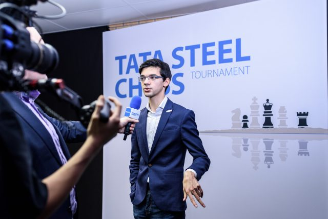 Green Light Tata Steel Chess Tournament 2021