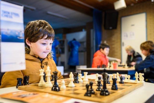 Chess walk-in